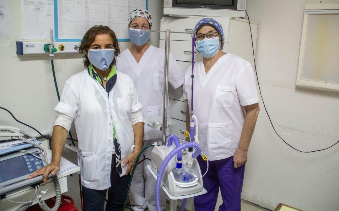 Importante donación al Hospital Pintos