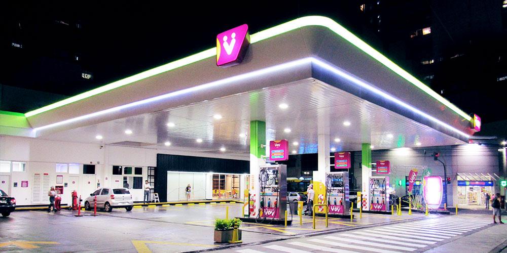 Estación de Servicio Once - Voy con Energía