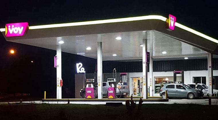 Argentina: Voy con Energía expande su red de gasolineras