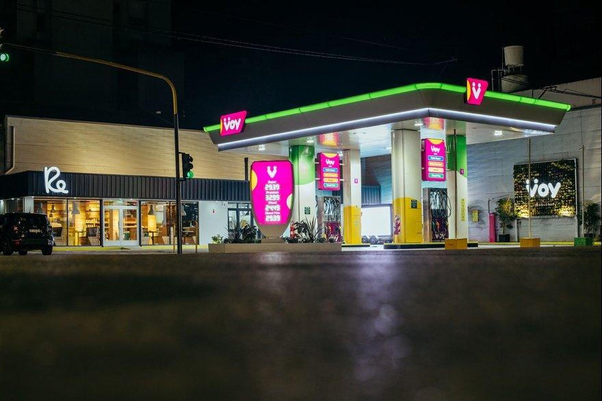 La red de Estaciones de Servicio Voy hace frente a los aumentos de combustible con precios low cost